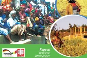 Adaptation aux changements climatiques en Guinée-Bissau et au Sénégal axée aux effets de la variabilité pluviométrique sur la santé et la sécurité alimentaire des populations rurales