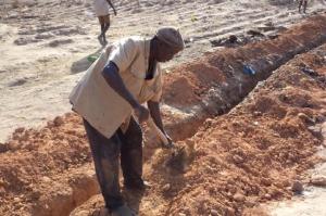 Initiative d'amélioration des conditions d'accès à l'eau potable de Tanaff, Sédhiou, Sénégal Rapport technique d'exécution et financier