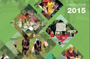 Enda-Eau Populaire dans le rapport annuel ENDA TM